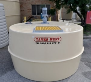 mixing-tank-with-FRP-grate-lid